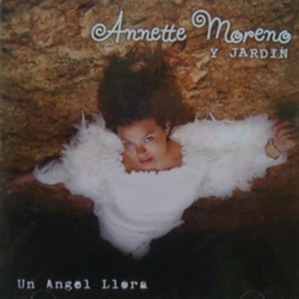 un angel llora annette moreno 2002 album m sica