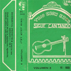 Sigue Cantando - Volumen 3