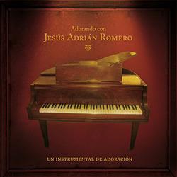 Adorando Con Jesús Adrian Romero (Un Instrumental de Adoracion)