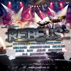 Rebels - CDS Productores - Electronico