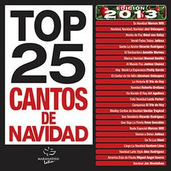 Top 25 Cantos de Navidad