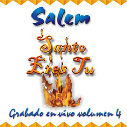 Santo Eres Tu (Vol .4)