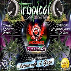Rebels - CD Tropical Urbano