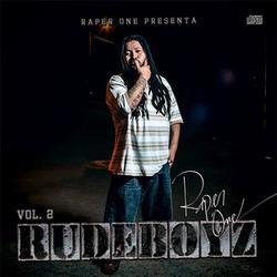 Raper One - RUDEBOYZ - vol. 2