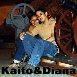 Kaito y Diana