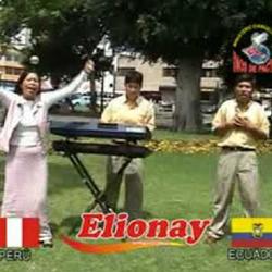 Elionay - Columnas de fuego