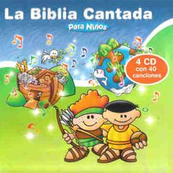La Biblia Cantada para Niños - Lanza la red