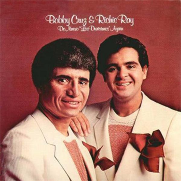 Album DE NUEVO LOS DURISIMOS de RICHIE RAY Y BOBBY CRUZ ...