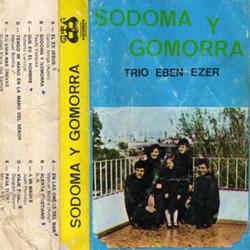 Trio Eben Ezer - Sodoma y Gomorra