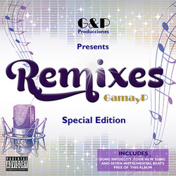 Gamay.P - Remixes (Special Edition)