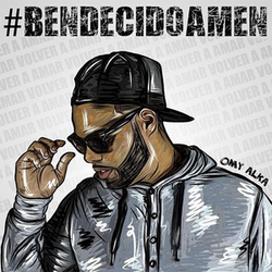 Omy Alka - #BendecidoAmen (Single)