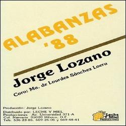 Jorge Lozano - Alabanzas 88