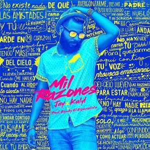 Jay Kalyl - Mil Razones (Single)