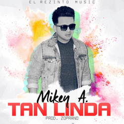 Mikey A - Tan Linda (Single)