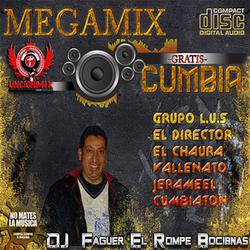 Dj Faguer El Rompe Bocinas - Megamix Cumbias