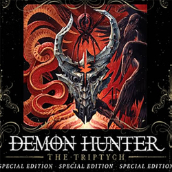 Demon Hunter - The triptych (special edition)