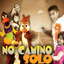 Ardillitas Cristianas - No Camino Solo