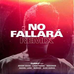 Funky - No Fallará (Remix) [feat. Alex Zurdo, Ander Bock, Musiko, Madiel Lara, Lizzy Parra & Indiomar] (Single)