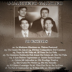 Cuarteto Galileo - 20 Exitos