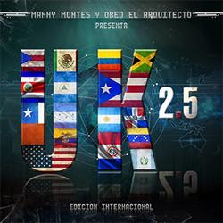 Manny Montes & Obed el Arquitecto - United Kindgom 2.5 Edicion Internacional