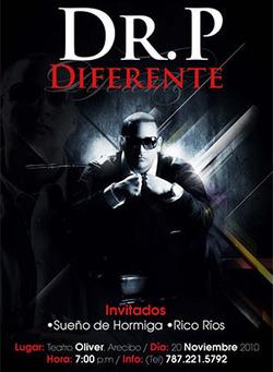Dr. P - Diferente