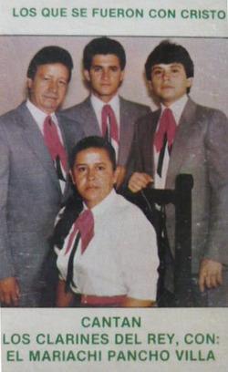 Los Clarines del Rey - Vol. 22 - Los Que Se Fueron Con Cristo (Con el Mariachi Pancho Villa )