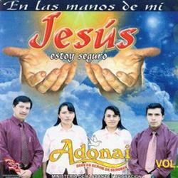 Adonay - En Las Manos de Mi Jesus Estoy Seguro (Vol. 6)