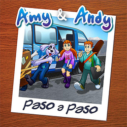 Amy y Andy - Paso a Paso