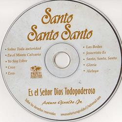 Arturo Giraldo - Santo, Santo, Santo