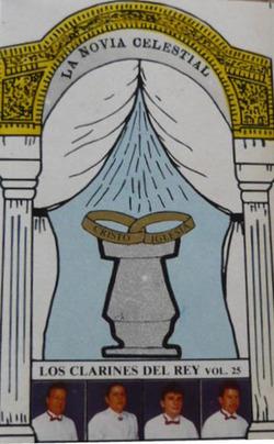 Los Clarines del Rey - Vol. 25 - La Novia Celestial