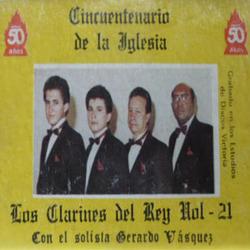 Los Clarines del Rey - Vol. 21 - Cincuentenario