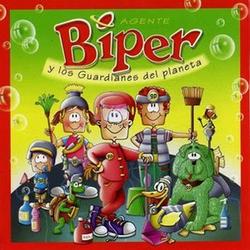 Biper - Biper y Los Guardianes del Planeta